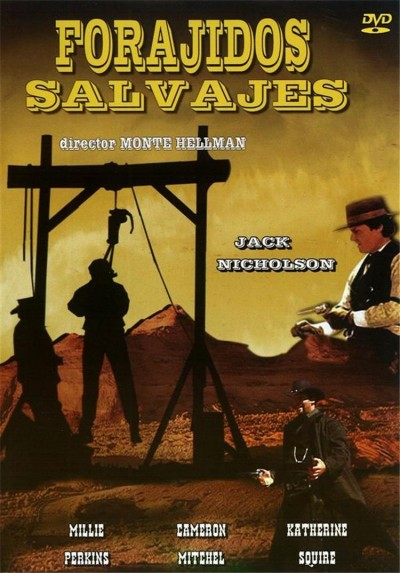Forajidos Salvajes (Ride in the Whirlwind)