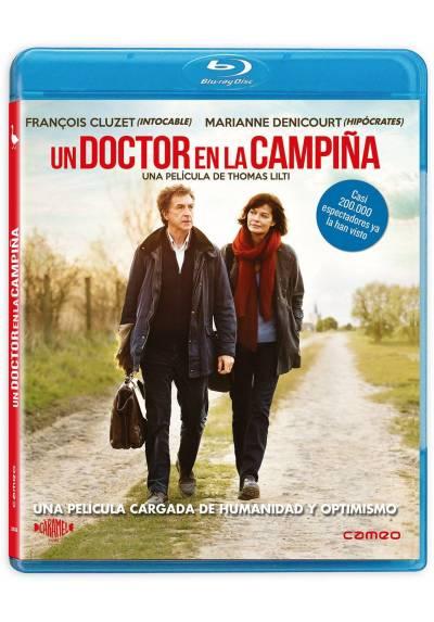 Un doctor en la campiña (Blu-ray) (Médecin de campagne)
