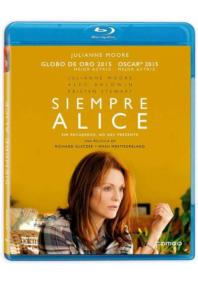 Siempre Alice (Blu-ray) (Still Alice)