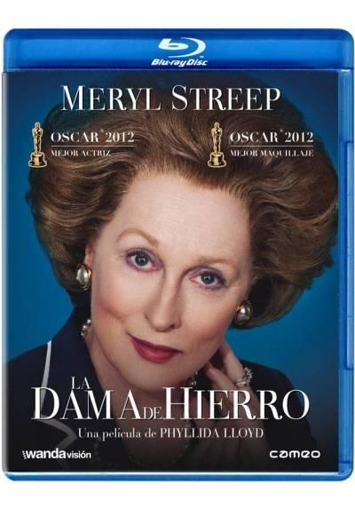 La Dama De Hierro (Blu-ray) (The Iron Lady)