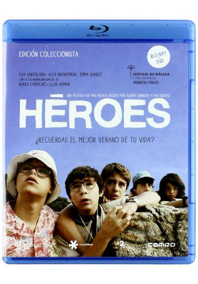 Herois (Blu-ray + DVD) (Ed. Coleccionista) (Heroes)
