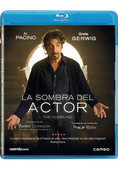 La sombra del actor (Blu-ray) (The Humbling)
