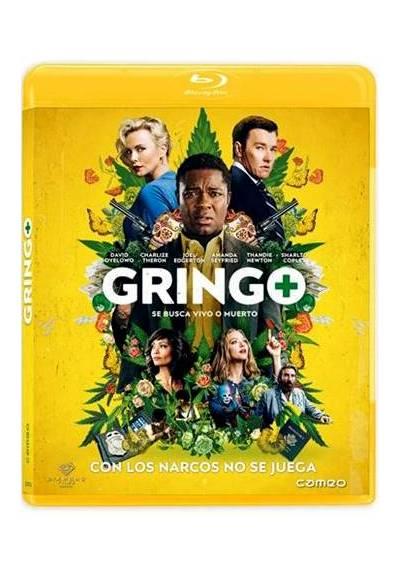 Gringo: Se busca vivo o muerto (Blu-ray)