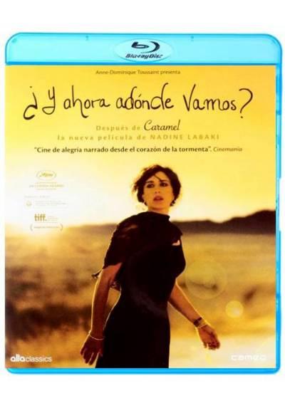 Y Ahora Adonde Vamos? (Blu-ray) (Et Maintenant, On Va Où?)
