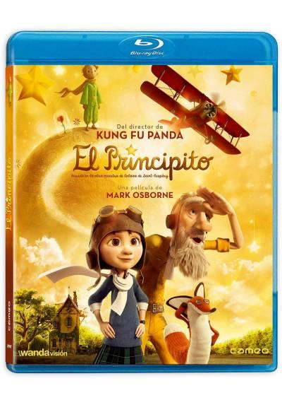 El Principito (Le petit Prince) (Blu-ray) (The Little Prince)