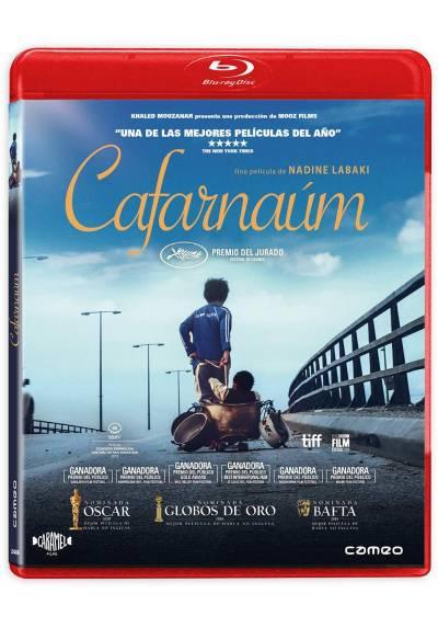 Cafarnaum (Blu-ray) (Capharnaüm)