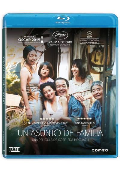 Un asunto de familia (Blu-ray) (Manbiki kazoku)