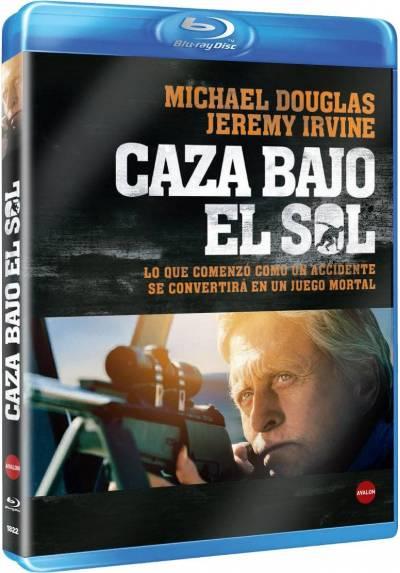 Caza bajo el sol (Blu-ray) (Beyond the Reach)