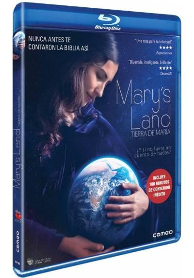 Mary's Land: Tierra de Maria (Blu-ray)