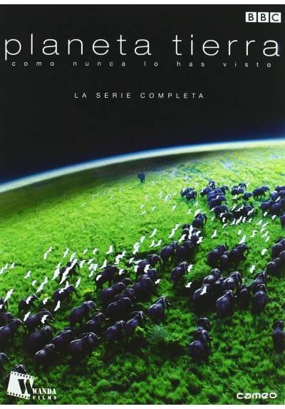 Planeta Tierra (Serie Completa)