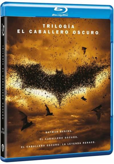 Pack Trilogia El Caballero Oscuro (Blu-ray)