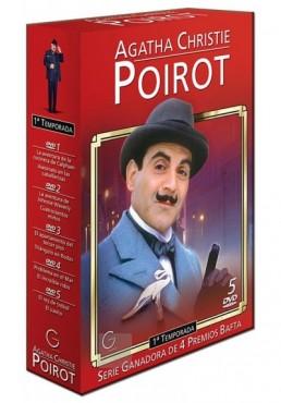 Poirot 1ª Temporada - Agatha Christie