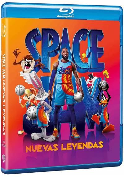 Space Jam: Nuevas Leyendas (Space Jam: A New Legacy) (Blu-ray)