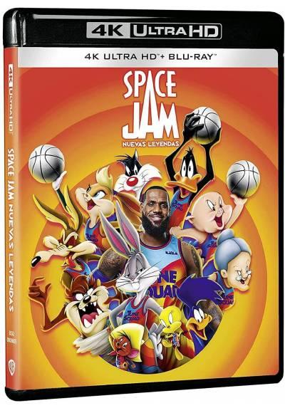 Space Jam: Nuevas Leyendas (Space Jam: A New Legacy) (4K Ultra HD + Blu-ray)