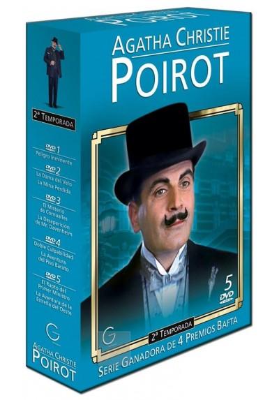Poirot 2ª Temporada - Agatha Christie