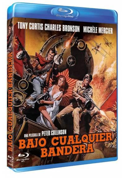 Bajo cualquier bandera (Blu-ray) (Bd-R) (You Can't Win 'Em All)