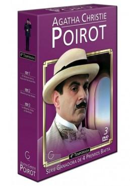 Poirot 4ª Temporada - Agatha Christie