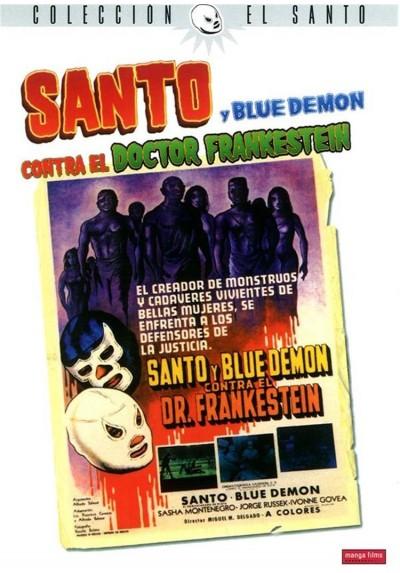 Santo y Blue Demon Contra el Doctor Frankestein