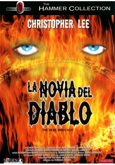 La Novia del Diablo (The Devil Rides Out)