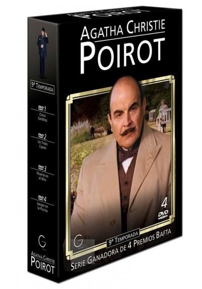 Poirot 9ª Temporada - Agatha Christie