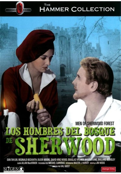 Los Hombres del Bosque de Sherwood (The Men of Sherwood Forest)