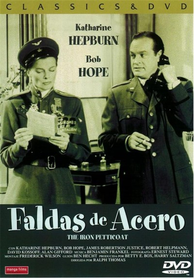 Faldas de Acero (The Iron Petticoat)