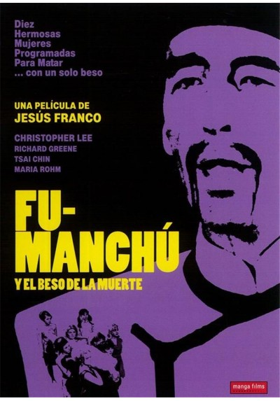 Fu-Manchú y el Beso de la Muerte (The Blood of Fu Manchu)
