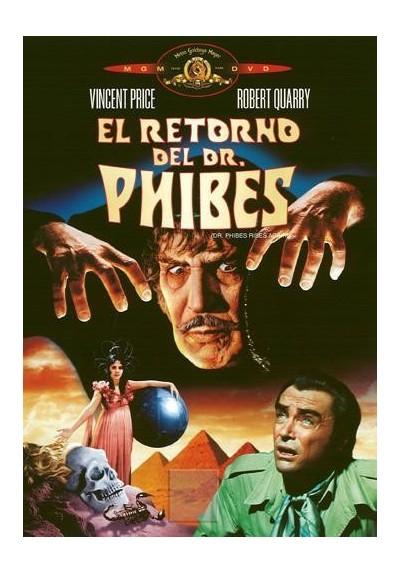 El Retorno del Dr. Phibes