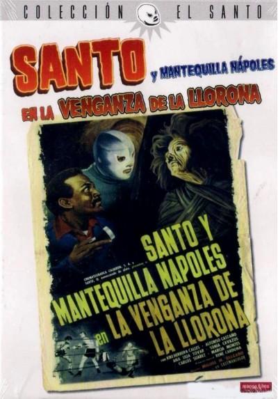 Santo y Mantequilla Napoles en la Venganza de la Llorona (Santo y Mantequilla Napoles en la Venganza de la Llorona)