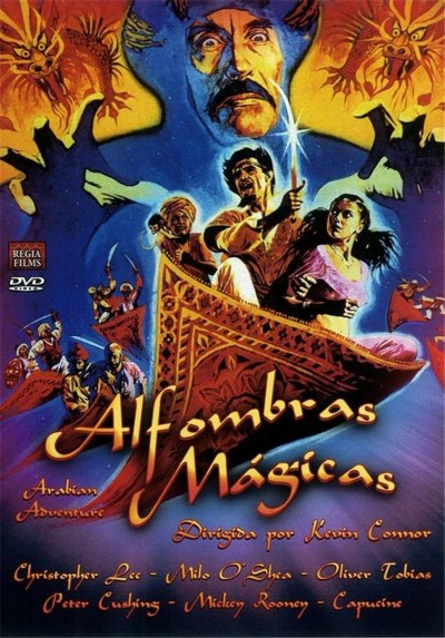 Alfombras Mágicas (Arabian Adventure)