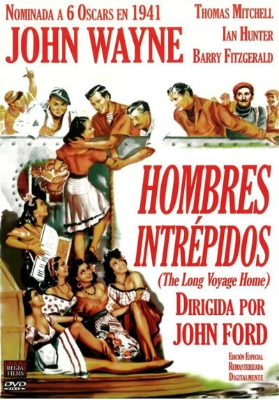 Hombres Intrépidos (The Long Voyage Home)