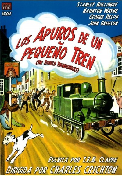 Los Apuros de un Pequeño Tren (The Titfield Thunderbolt)