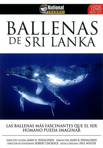 Ballenas de Sri Lanka (National Channel)