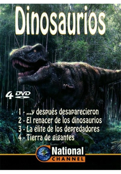 Dinosaurios (National Channel)
