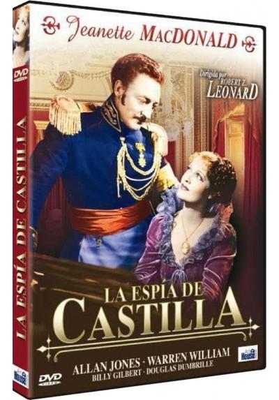 La Espía de Castilla (The Firefly)
