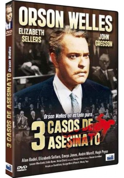 3 Casos de Asesinato (Three Cases of Murder )
