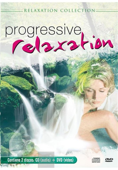 Progressive Relaxation Vol.1 CD+DVD