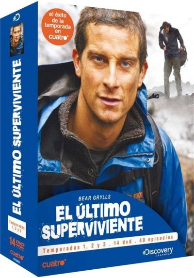 Pack El Último Superviviente - Temporadas 1, 2 y 3