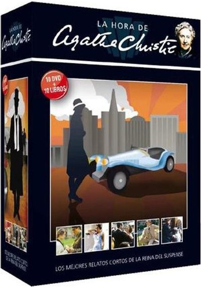 Pack La Hora de Agatha Christie: Serie Completa