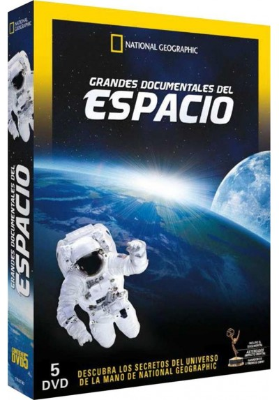 Grandes Documentales del Espacio (National Gerographic)