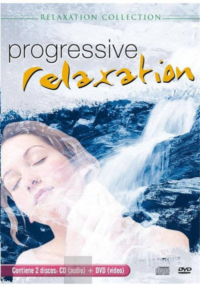 Progressive Relaxation vol.2 CD + DVD