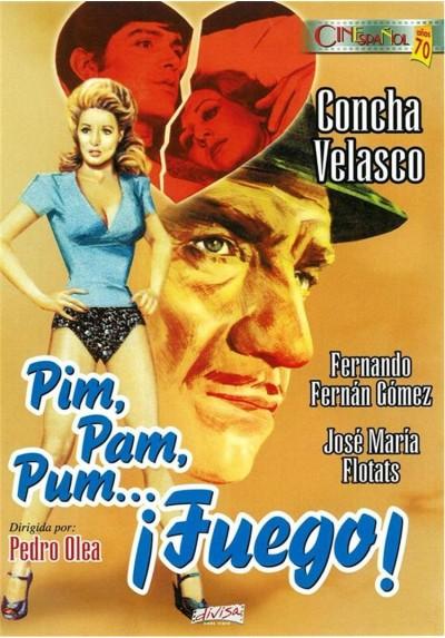 Pim, Pam, Pum... ¡Fuego! (Pim, Pam, Pum... ¡Fuego!)