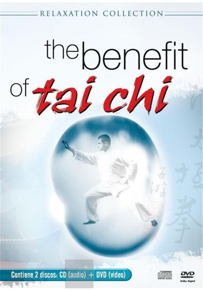 The Benefit of Tai Chi Vol. 1 CD+DVD