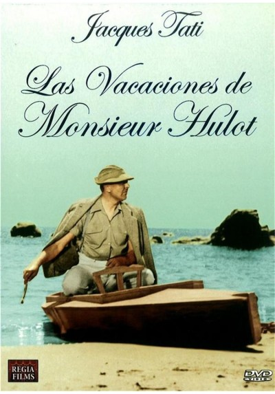 Las Vacaciones de Monsieur Hulot (Mr. Hulot's Holiday)