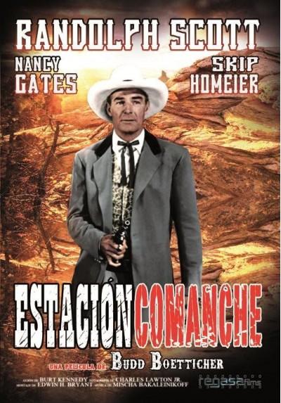 Estación Comanche (Comanche Station)