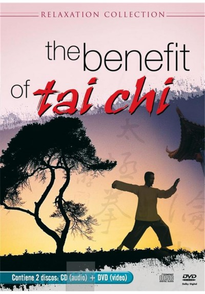 The Benefit of Tai Chi Vol. 2 CD+DVD