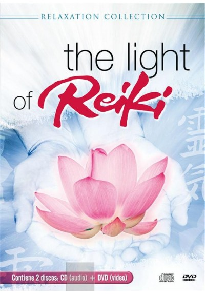 The Light of Reiki Vol.1 Cd + Dvd