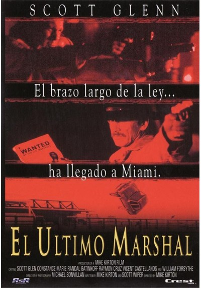 El Ultimo Marshal (The Last Marshal)