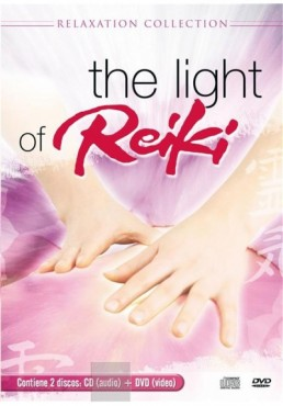 The Light of Reiki Vol.2 Cd + Dvd