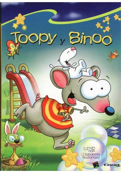 Toopy Y Binoo (Toopy And Binoo)